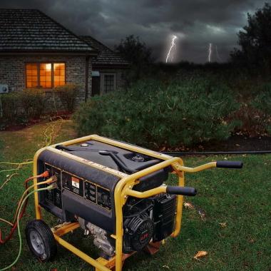 indoors generators
