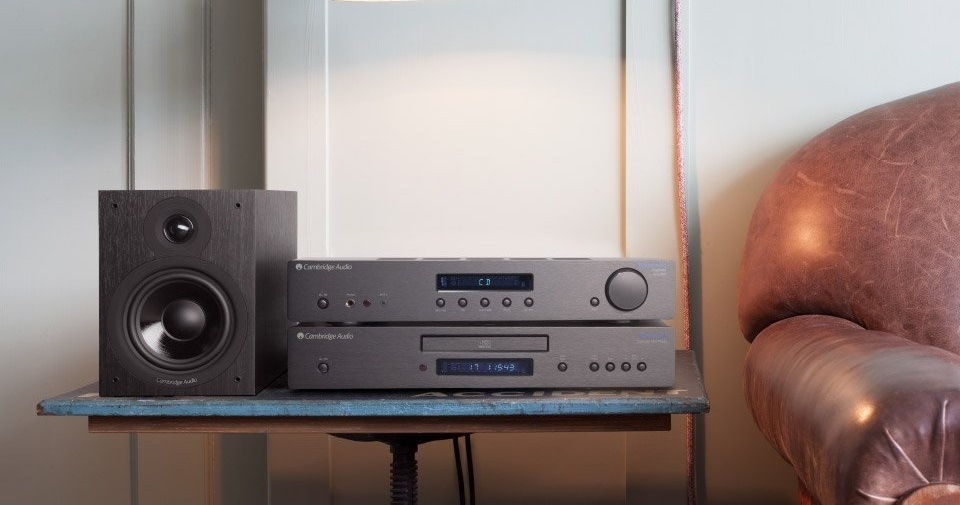 Choose stereo receiver
